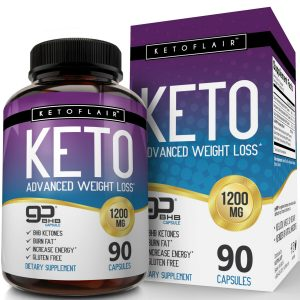 ☀ Best Keto Diet Pills 1200mg GoBHB® 90 Capsules -Weight Loss Perfect Fat Burner 1