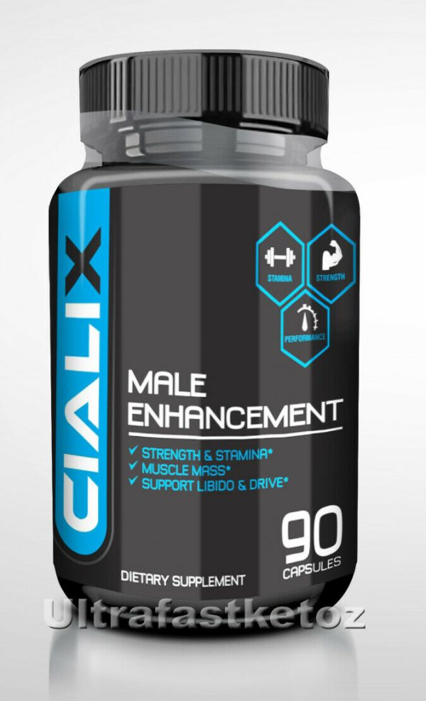 Cialix Men Enhancement Supplement Enhancing 60+30 Pills for men Libido -drive