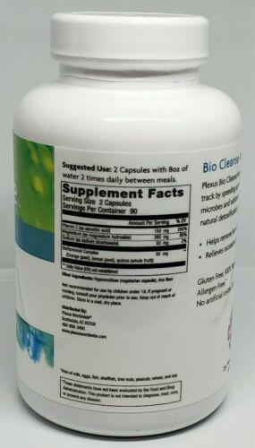Plexus Slim Bio Cleanse Detox New sealed 180 capsules Expires 10/22 *Free Ship* 1
