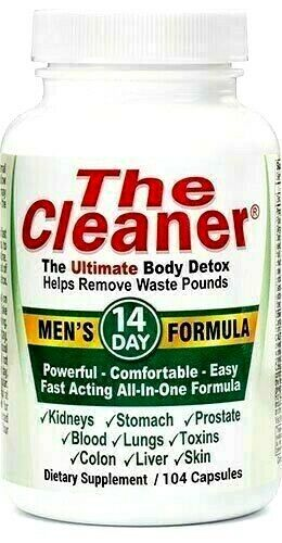 The Cleaner Total Body Detox and Colon Cleanse (All Variations) 7