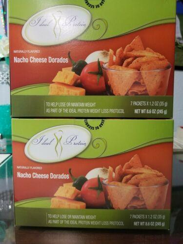 Ideal Protein Nachos Cheese Dorados Bundle 2 Boxes ⛟ SAME DAY SHIPPING 2