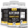 Alert Brain™ Memory & Focus Booster Brain Supplement Advanced Nootropic