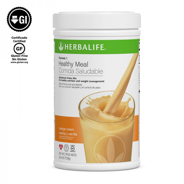 NEW Herbalife Formula 1 Healthy Meal shake and Protein Drink Mix ALL FLAVORS 2