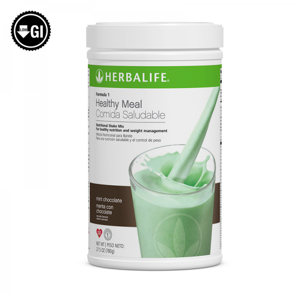 NEW Herbalife Formula 1 Healthy Meal shake and Protein Drink Mix ALL FLAVORS 10
