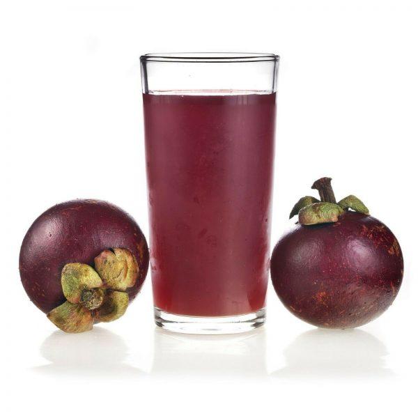 MANGOXAN Mangosteen Juice (4) single bottles 25.35oz FRESH SUPPLY & SEAL 4