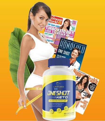 One Shot Keto Diet Pill, Advanced Weight Loss Metabolic Support 60 Pills 3