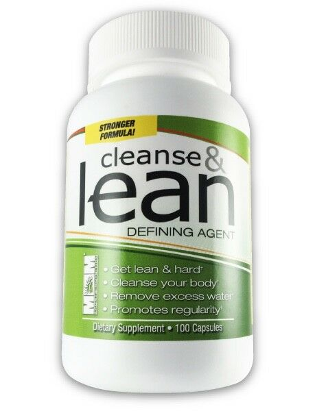 Max Cleanse & Lean Dietary Supplement 100 caps 1