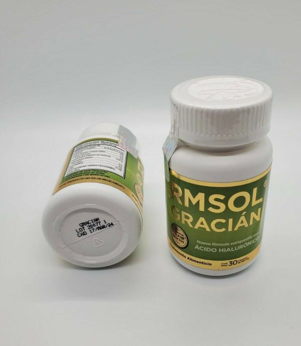 Rmso Gracian 100%ORIGINAL with Hyaluronic Acid 1
