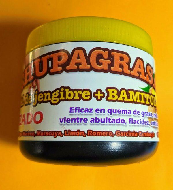 CHUPA GRASA 100% Natural GINGER Gel † BAMITOL Melt away Fat †JUMBO 500g †Mexican