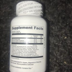 """""""ProVen"""" DETOX/METABOLISM/WEIGHT LOSS Triple Action Formula 60 Caps. Brand NEW! 1"""