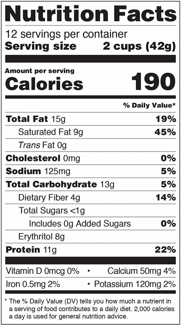 Quest Nutrition High Protein Gluten Free Peanut Butter Cups, 17.76 Oz, 24 Pack 3