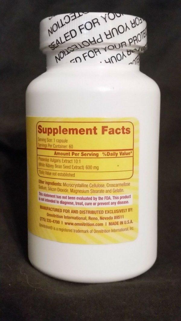 Omnitrition PhasoTrim 60 Capsules (60 Servings per bottle)  2