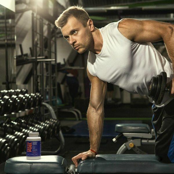 TestoFuel - #1 Best Testosterone Booster for Men 120 Capsules - BUY DIRECT 2