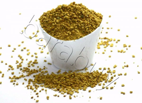 BEE POLLEN 100% Pure Natural Non Processed Bee Pollen Granules 7 oz