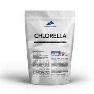 CHLORELLA ORGANIC SUPERFOOD PILLS TABLETS NATURAL DETOX ANTIOXIDANTS VITAMINS