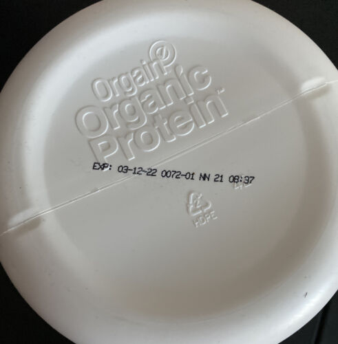 Orgain Organic Protein & Superfoods Powder, Vanilla Bean - 2.7 Lb, Exp 03/22 3