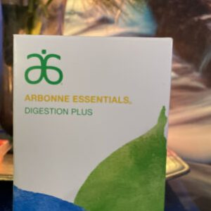 !!!!!Arbonne Essentials Digestion Plus 30 Packets Box New Sealed FREESHIPPING  1