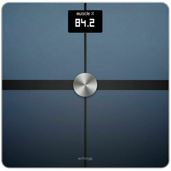 Withings - Body+ Body Composition Smart Wi-Fi Scale - Black 5