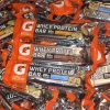 32 Assorted Flavors - Gatorade - 20g Whey Protein Recover Bars