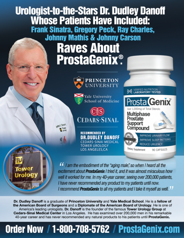3 Bottle ProstaGenix - Direct From Mfg Not A Counterfeit, #1 Prostate Supplement 1