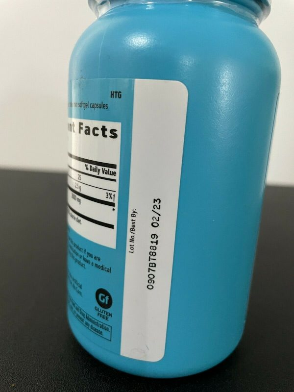 GNC Total Lean CLA 90ct Bottle Energy, Lean Muscle, Weight & Fat Loss EXP: 2/23 3
