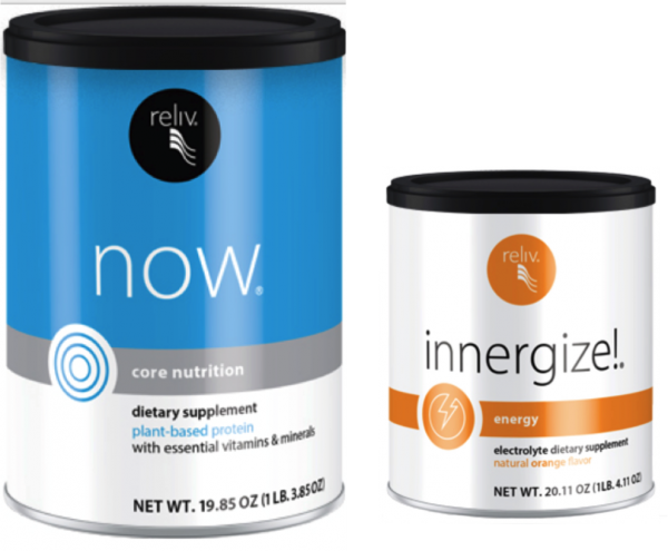 Reliv Classic, Now, Innergize, & Fibrestore - Bundle Discount + Free Shipping!!! 8