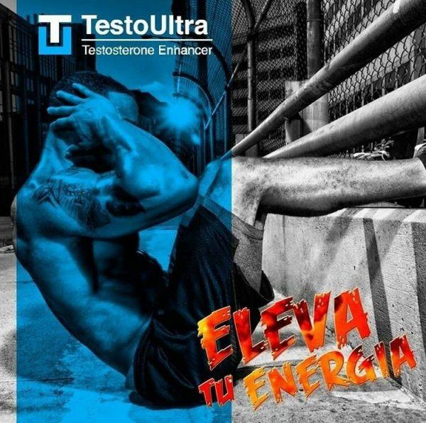 Testo Ultra TESTOSTERONE ENHANCER*  Hormonal Support*Dietary Supplement 2