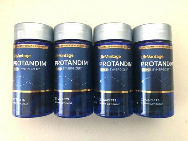 Sale$$ New/Sealed LifeVantage Protandim Nrf2 Synergizer  4 Packs - Exp 2023-2024