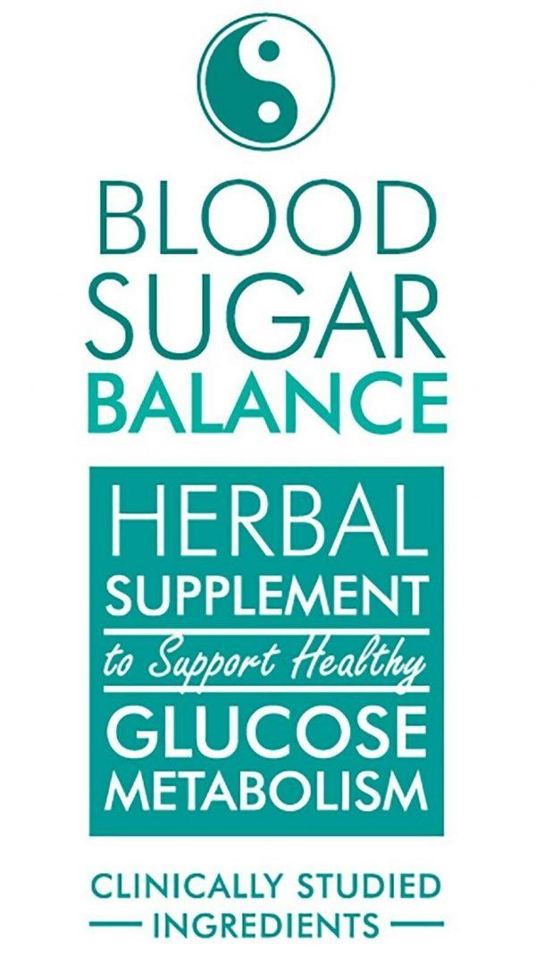 Sugar Balance Herbal Supplement Supports Blood Glucose Metabolism - New