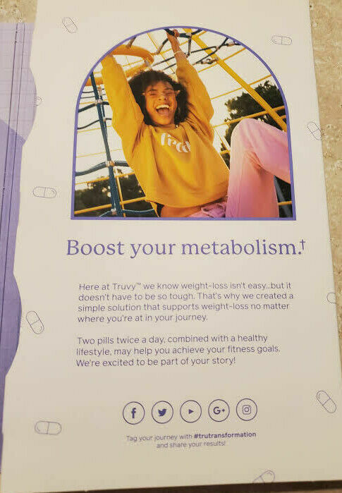TruVision Health TruFix & TruControl Weight Loss 15 Day BOOST FAST-FREE SHIPPING 8