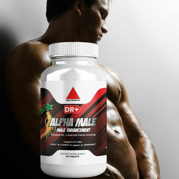Alpha Male Testosterone Booster L Arginine, Maca, Ginseng Extract for Men 11