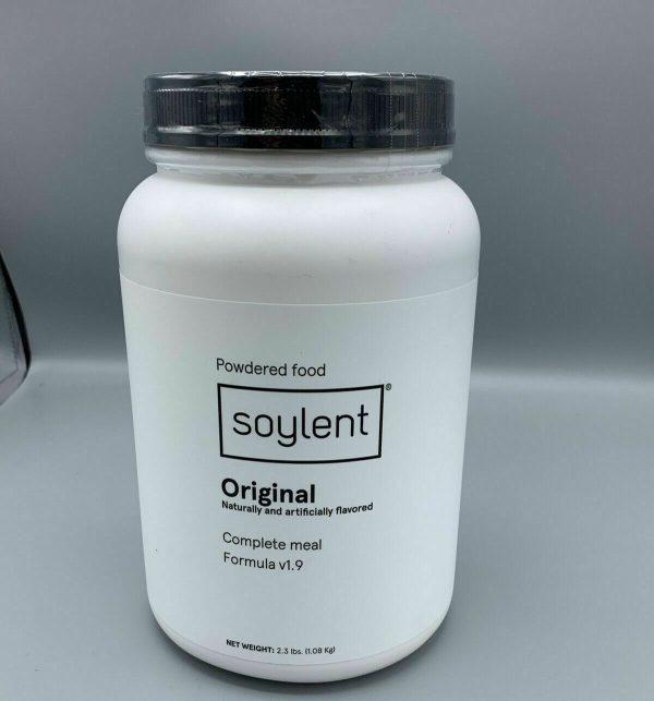 Soylent Meal Replacement Powder - 36.8 Fl Ounces Exp 08/2019