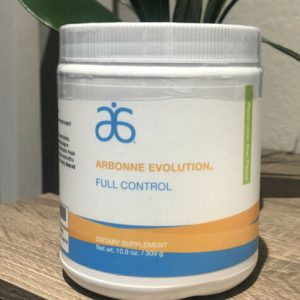 Arbonne Full Control Supplements Weight Management ARBONNE