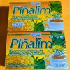 2 X PINALIM Tea de Pina GN+Vida, Pinalim Tea † Piñalim Te .Diet. Detox. EXP 2028