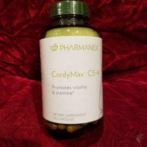 10/2022 Nu Skin Nuskin Pharmanex CordyMax Cs-4 120 Capsules Sealed New 10/2022