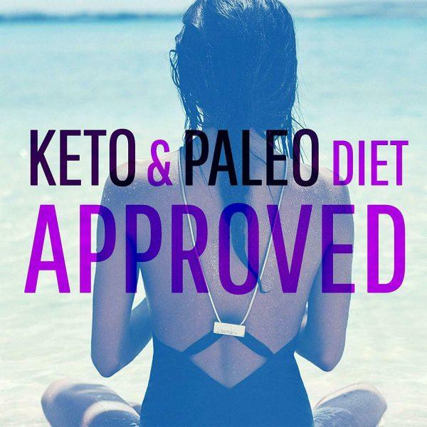 100% PURE MCT Oil (Raise Ketones C8 & C10 MCTs) Keto & Paleo Weight Loss - 8oz 2