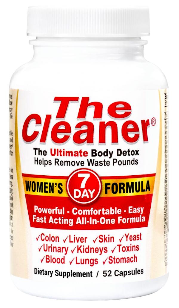 The Cleaner Total Body Detox and Colon Cleanse (All Variations) 1