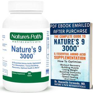 9 Essential Amino Acid Complex Supplement Complete Essential Amino Acid Pills  1