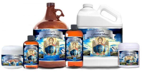 Colloidal Silver 16 oz BEST NANO 10ppm Antibiotic Colds Flue pets 3