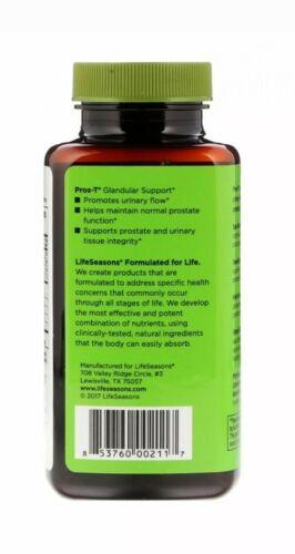 Life Seasons Pros-T Glandular Support, 60 Softgels 2