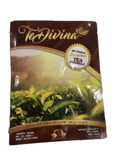 TeDivina Dr Ramos Original Detox Tea 1 Week.