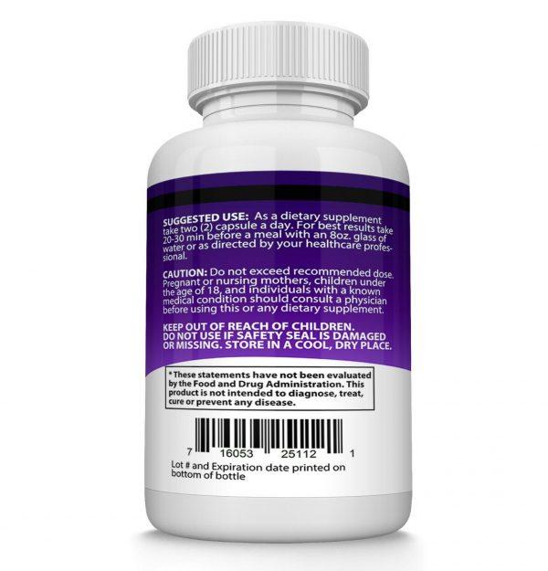 Resveratrol Maximum 1200 MG Strength Natural (90 CAPSULES) AntiAging Antioxidant 7
