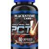 BLACKSTONE LABS PCT V 5 Stage PCTV Post Cycle Therapy, 60 Capsules