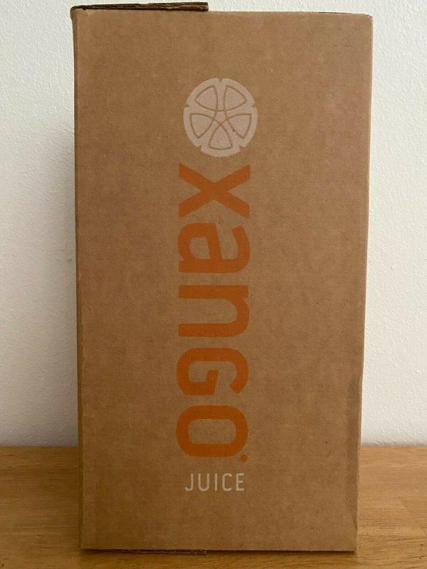 Four Xango Mangosteen Juice 750 mL x 4. New & Sealed 2