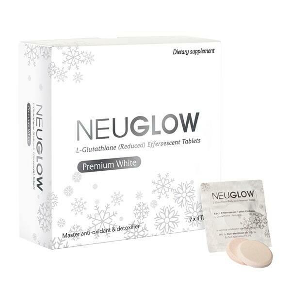 Neuglow L-Glutathione Premium White 28 Whitening effervescent tablets 9