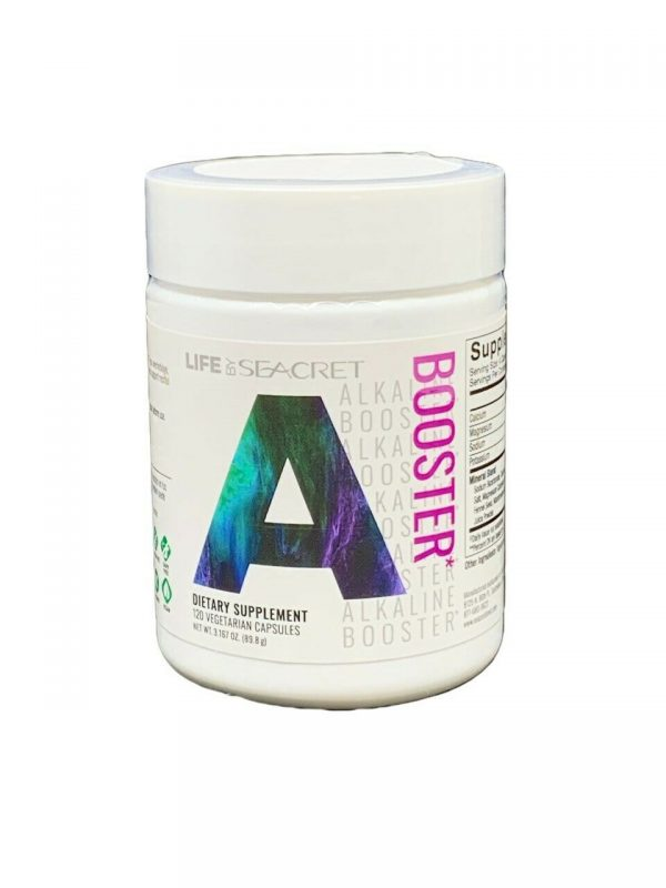 Life By Seacret Booster 120 capsules