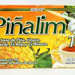 2 Te Pinalim Tea GN+Vida ENVIO GRATIS 60 days Pinalim Pineapple Diet  FREE SHIP 1