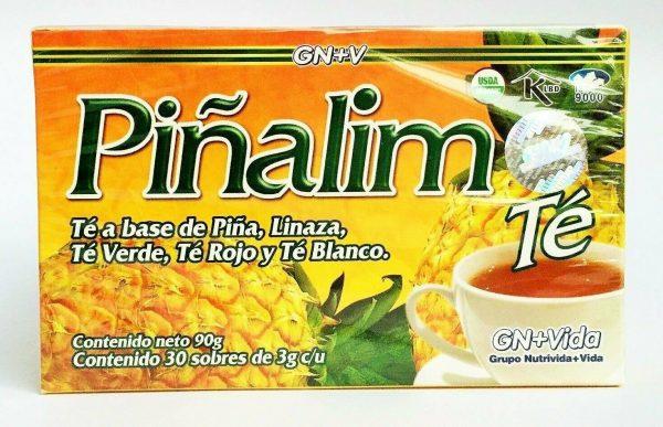 2 Te Pinalim Tea GN+Vida ENVIO GRATIS 60 days Pinalim Pineapple Diet  FREE SHIP 1