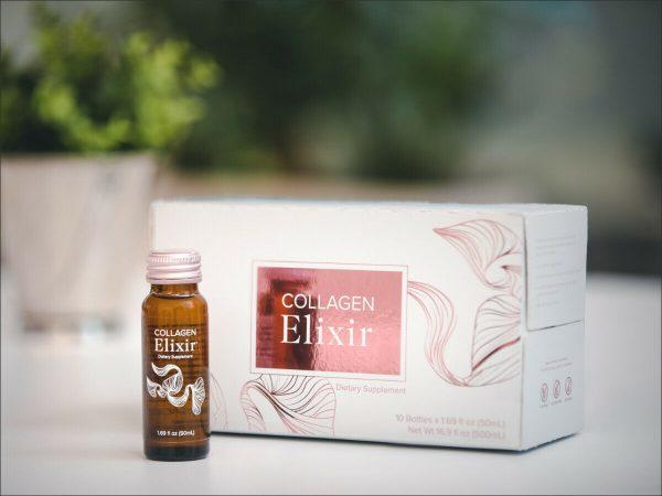 Isagenix Collagen Elixir. Marine Collagen. New & Sealed 2