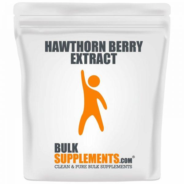 BulkSupplements.com Hawthorn Berry Extract